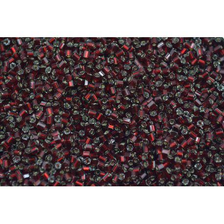 Vidrilho Preciosa Bordo Transparente 2x9/0 (97120)
