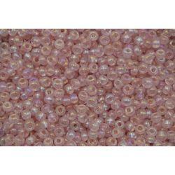 Miçanga Preciosa Rosa Transparente 5/0 (07112)