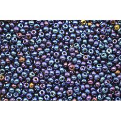 Miçangas Preciosa Azul Furta Cor Metálico 5/0 (59135)