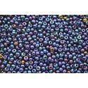 Miçangas Preciosa Azul Furta Cor Metálico 9/0 (59135)