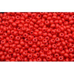Miçanga Preciosa Vermelho Fosco 9/0 (93190