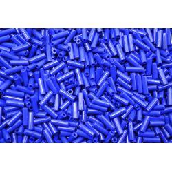 Canutilho Preciosa Azul Fosco 3Pol. 7mm (33070)