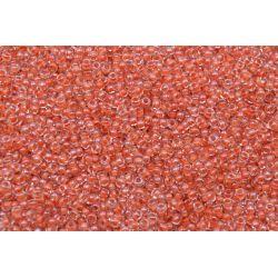 Miçanga Preciosa Coral Transparente 5/0 (38689)