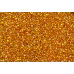 Miçanga Preciosa Caramelo Transparente 9/0 (10070)