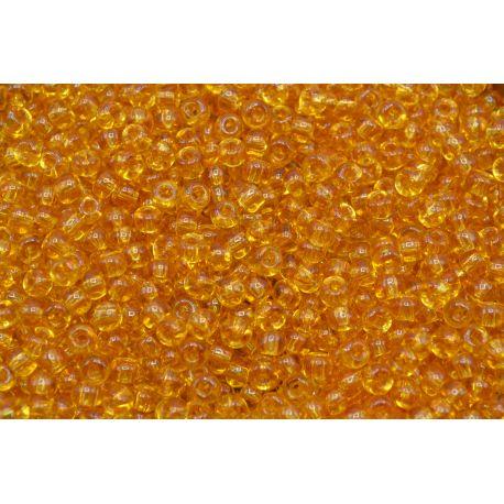 Miçanga Preciosa Caramelo Transparente 9/0 (17070)