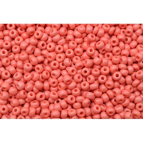 Miçanga Preciosa Rosa Fosco 5/0 (26970)