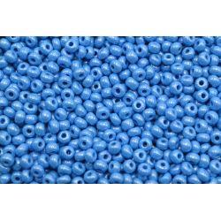 Miçanga Preciosa Azul Perolado Fosco 5/0 (68050)