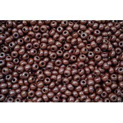Miçanga Preciosa Vermelho Terra Escuro Fosco 5/0 (93300)