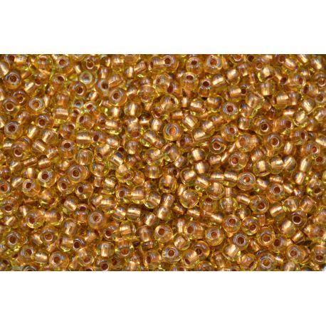 Miçanga Preciosa Bronze Transparente 9/0 (19020)