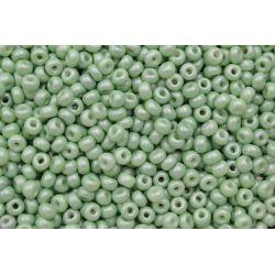 Miçanga Preciosa Verde Claro Fosco 5/0 (25510)