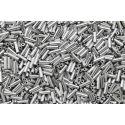 Canutilho Preciosa Prata Fosco 3Pol. 7mm (01700)