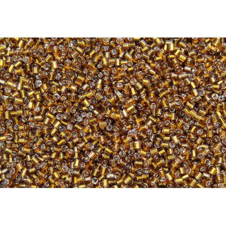 Vidrilho Preciosa Bronze Metalico 2x9/0 (17070)