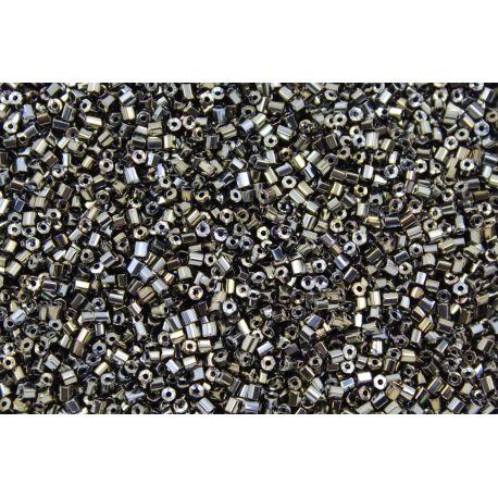 Vidrilho Preciosa Bronze Fosco Metalico 2x9/0 (59115)