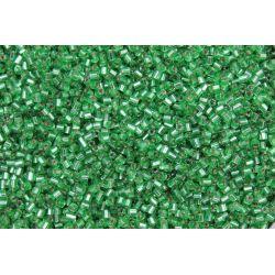 Vidrilho Preciosa Verde Transparente 2x9/0 (57100)