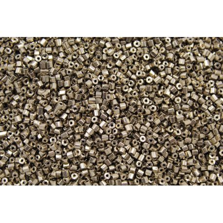 Vidrilho Preciosa Bronze Claro Metálico 2x9/0 (59142)