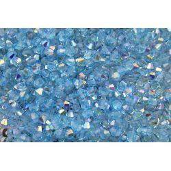 Preciosa Balão Cristal Agua Aurora Boreal ( 60010) 4mm