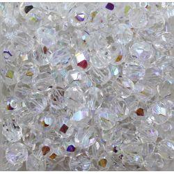 Cristal Preciosa Ornela Cristal Aurora Boreal Transparente (10060/28701) 4mm