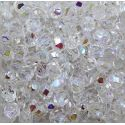 Cristal Preciosa Ornela Cristal Aurora Boreal Transparente (00030/28701) 4mm