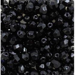 Cristal Preciosa Ornela Preto Fosco (23980) 14mm