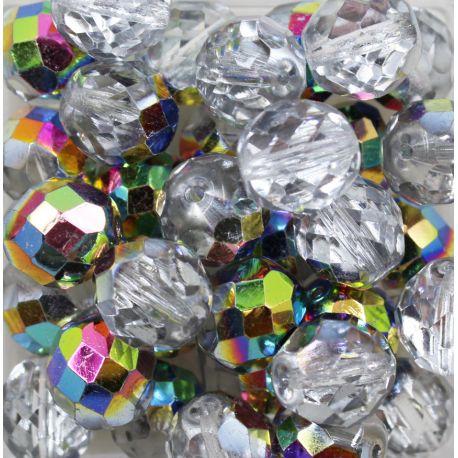 Cristal Preciosa Ornela Cristal Vitrail Transparente Metálico (00030/28101) 14mm