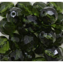 Cristal Preciosa Ornela Verde Oliva Transparente (50230) 16mm