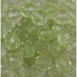 Cristal Preciosa Ornela Verde Claro Transparente (8013) 12mm